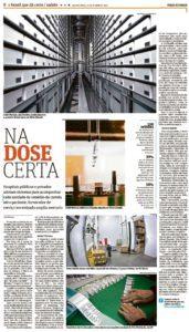Folha SP: Serviço terceirizado amplia mercado com o controle de remédios e insumos