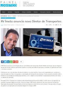 RV Ímola anuncia novo Diretor de Transportes