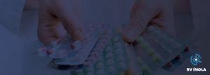 Armazenagem e manipulação de remédios em casa
