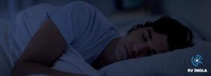 Dormir é fundamental. Nosso corpo precisa de sono