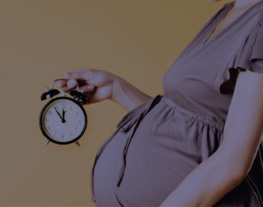 Gravidez tardia: cuidar da saúde é fator decisivo para uma gravidez tranquila
