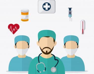 Logística hospitalar e materiais de saúde