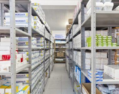 Armazenagem hospitalar adequada garante a conservação dos medicamentos