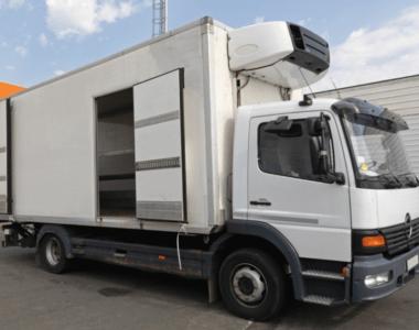 Transporte refrigerado de produtos farmacêuticos